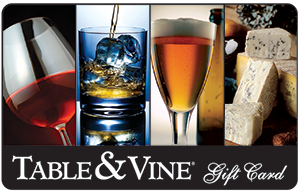 Table & Vine Gift Card