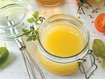 Apple Cider Maple Vinaigrette