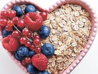 Fruit & Nut Oatmeal
