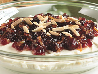 Spiced Cranberry Dip