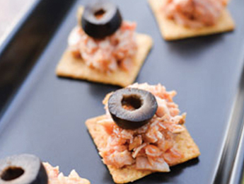 Salsa Tuna Bites