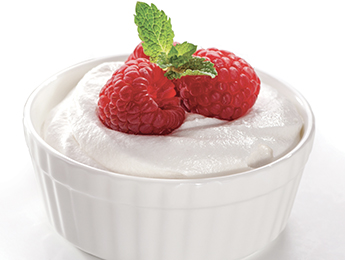 White Cloud Fruit Dip