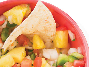 Pickly Pineapple Salsa