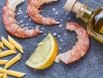 Shrimp & Tomato Penne